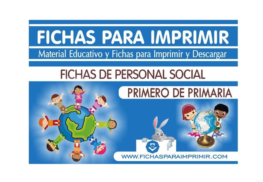Imagenes Educativas Para Descargar: Personal Social Para Primero De Primaria