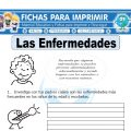 Ficha de las Enfermedades para Primaria