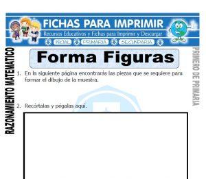 forma figuras para primero de primaria