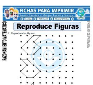reproduce figuras para primero de primaria