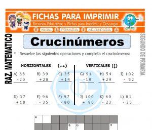Razonamiento Matematico para Niños de Segundo de Primaria - Fichas