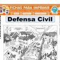 Defensa Civil para Segundo de Primaria