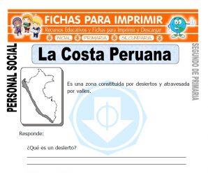 La Costa Peruana para Segundo de Primaria