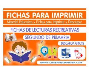 Lecturas para Niños deSegundo de Primaria