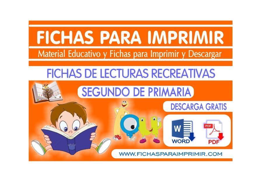 lecturas para niños de segundo de primaria