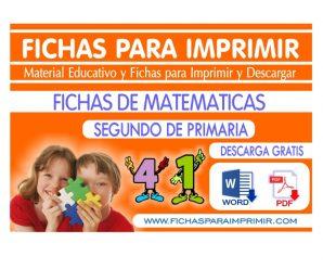 Matematicas para Niños deSegundo de Primaria