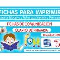 Comunicación Integral para Cuarto de Primaria