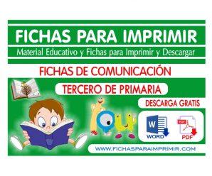 Comunicación para Niños deTercero de Primaria