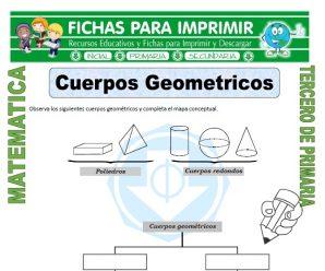 Cuerpos Geometricos para Tercero de Primaria