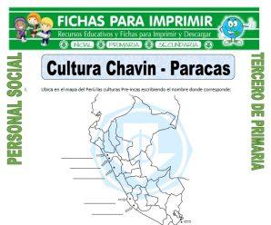 Cultura Chavin para Tercero de Primaria