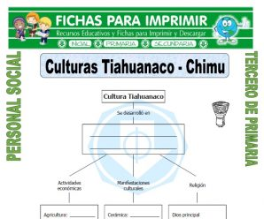 Cultura Chimu para Tercero de Primaria