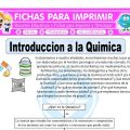 Introduccion a la Quimica para Quinto de Primaria