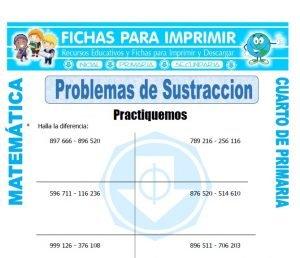 Problemas Matematicos para Cuarto Grado de Primaria | ▷【GRATIS】